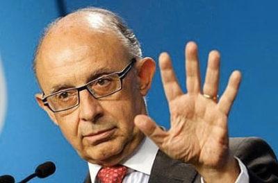 The three lies of Minister Montoro
