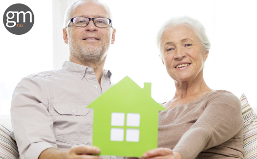 Exemption for the sale of homes to people over 65