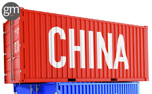 Import from China: Key information on taxes